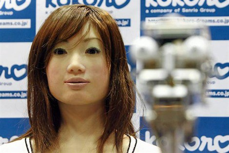 robot-humanoide