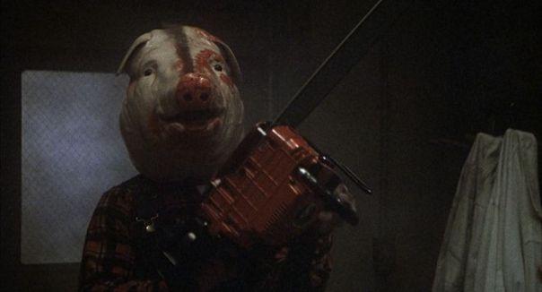 Le porc à la tronçonneuse de Motel Hell