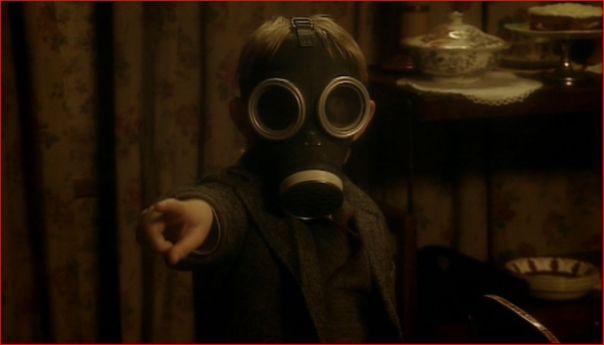Dans Doctor Who, rencontrée les Empty Child n'est pas toujours rassurant. Voire jamais.