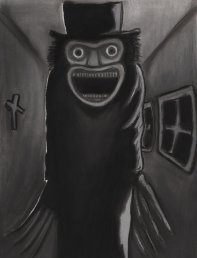 the_babadook_by_charcoalman-d740jhc