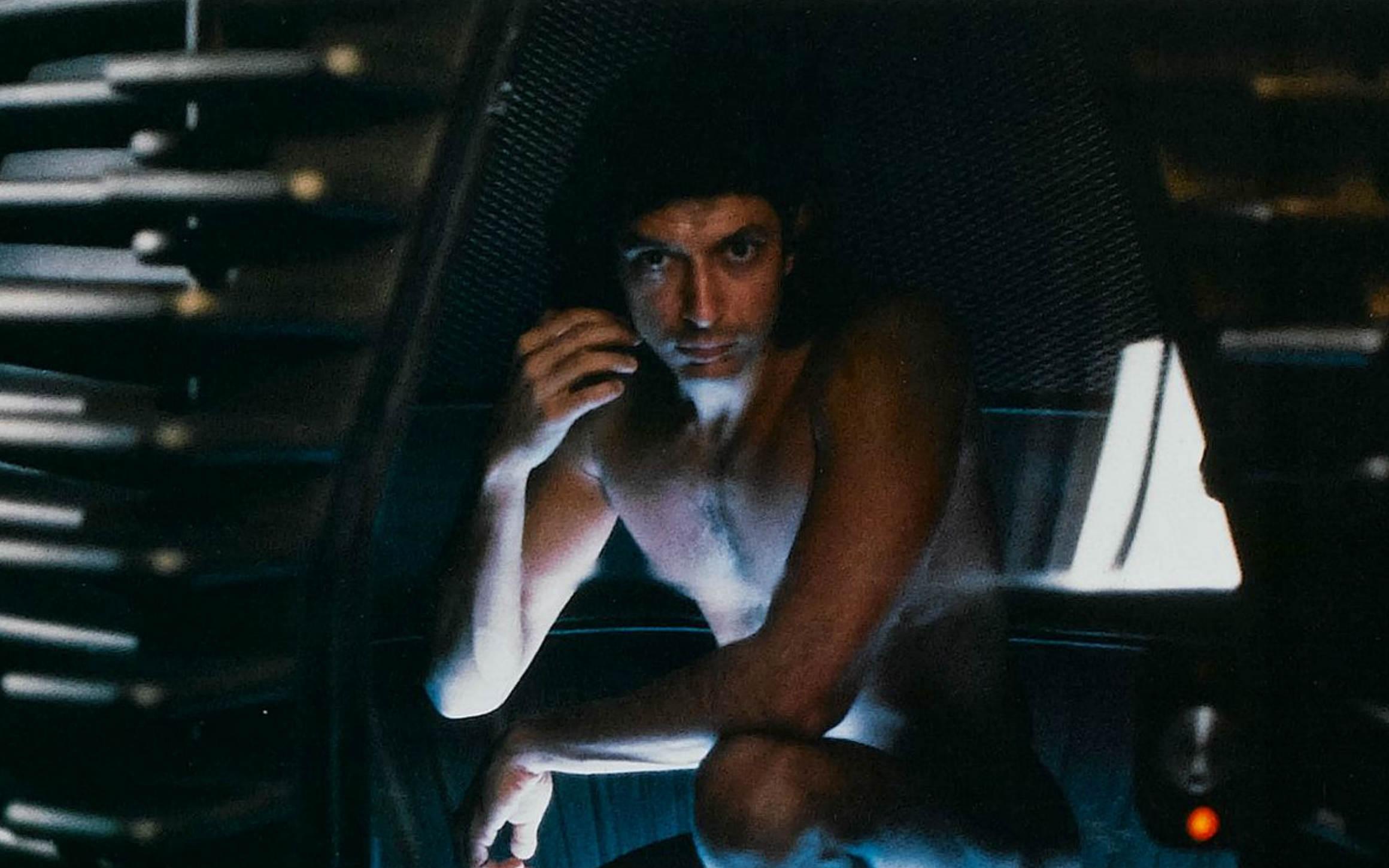 Jeff Goldblum dans La mouche