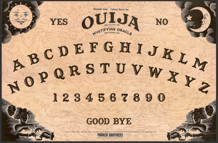 Ouija sleep no longer - La tavola ouija film ...
