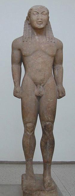 Biton, 590-580, attribué à Polymédés d'Argos